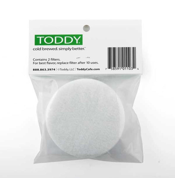 toddy filter bag instructions