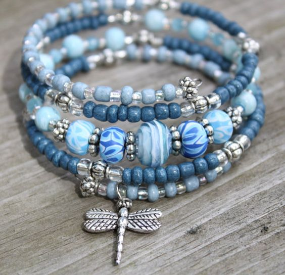 memory wire rosary bracelet instructions
