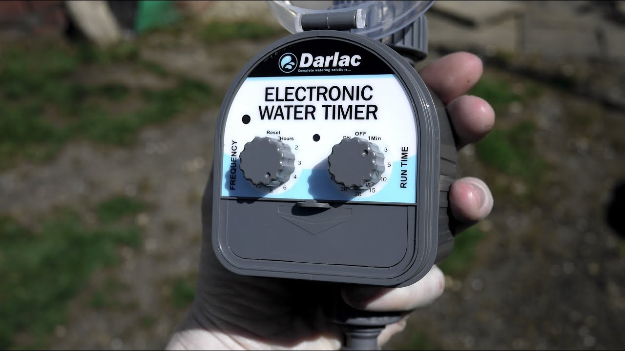 aqua systems 2 dial tap timer instructions
