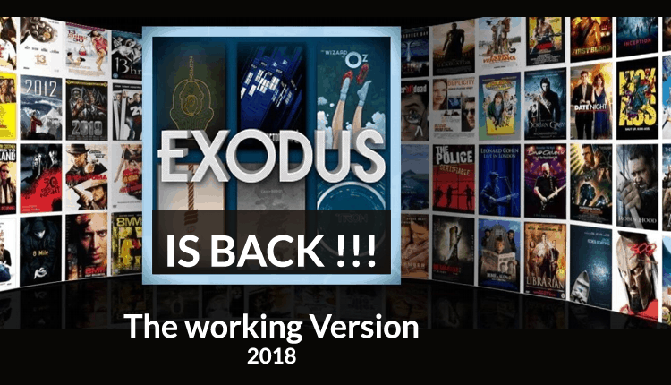 installation instructions for exodus