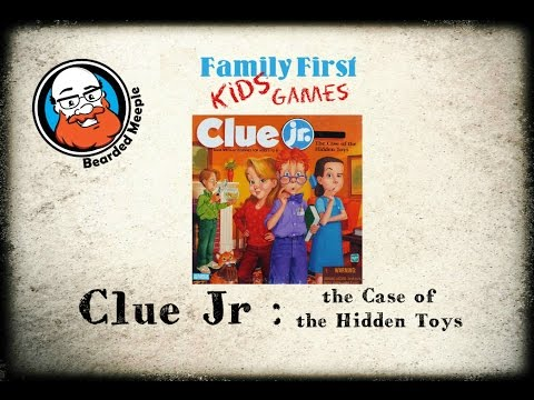 clue jr instructions 1999