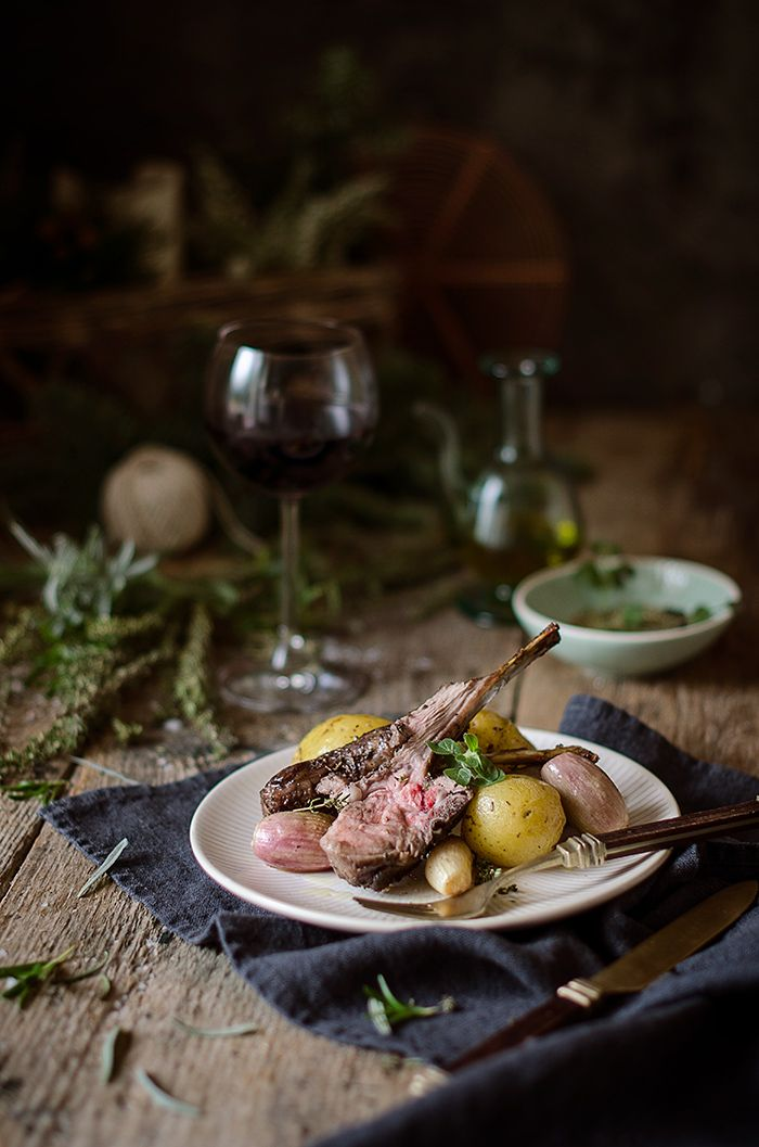 baby rack of lamb cooking instructions