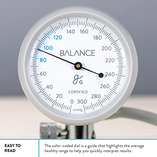 balance digital blood pressure monitor instructions