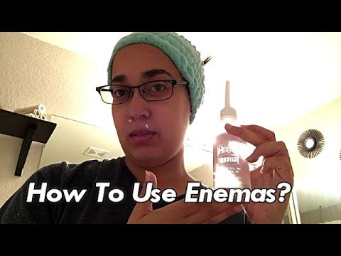 barium enema preparation instructions