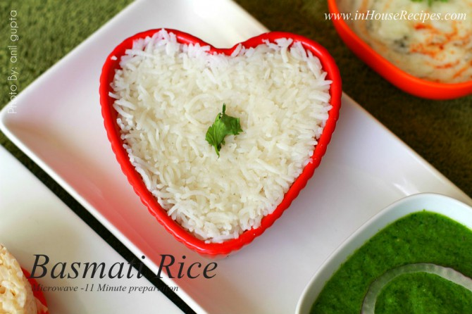 basmati rice cooking instructions microwave