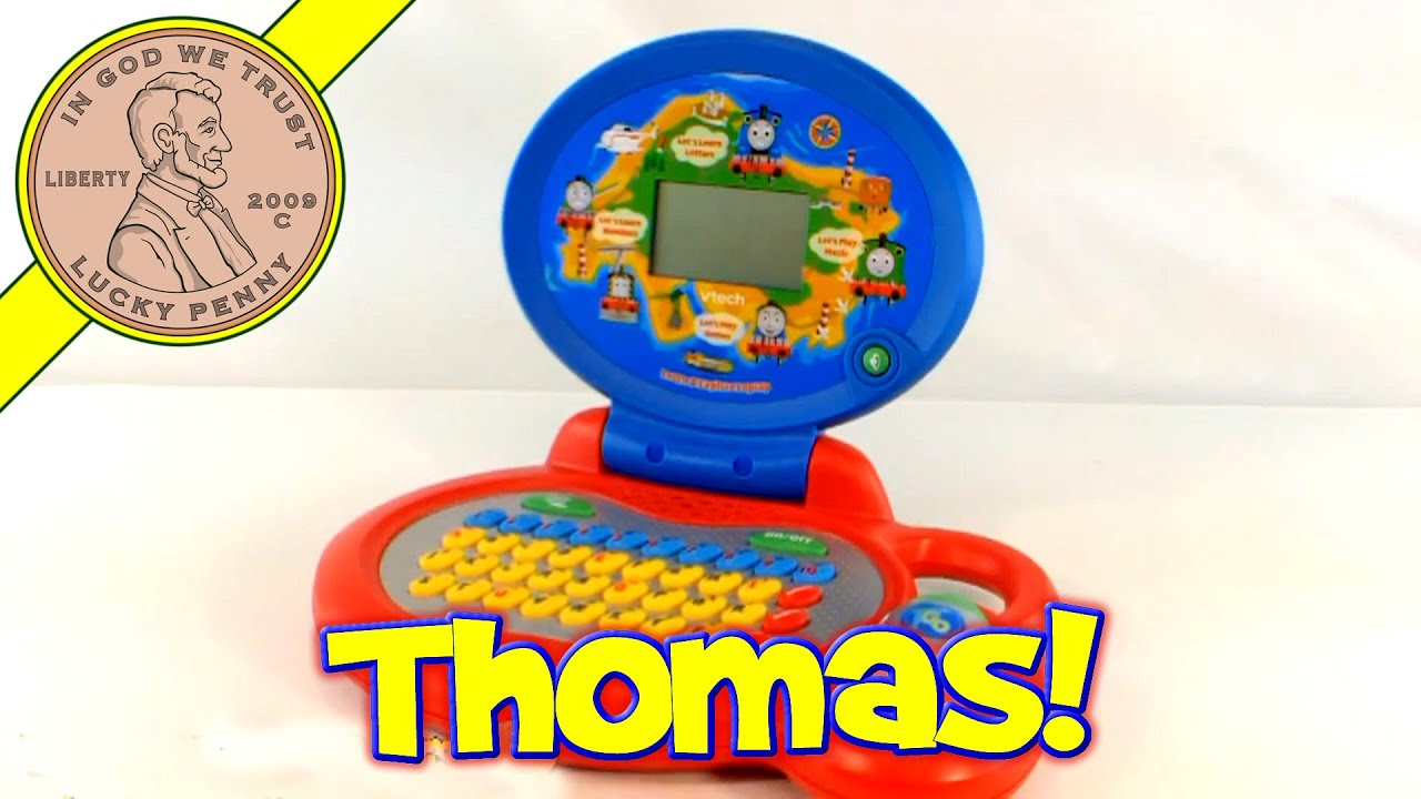 vtech thomas and friends laptop instructions