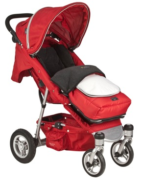valco quad pram instructions