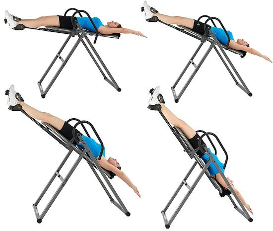 genki inversion table assembly instructions