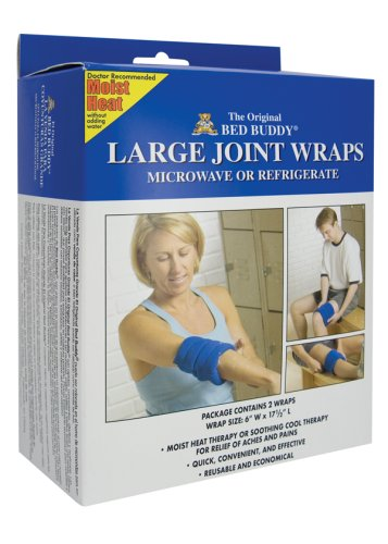 bed buddy joint wrap instructions