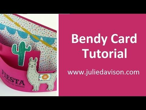 bendi greeting card instructions