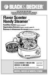 black and decker rice cooker instructions rc3303