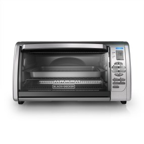 black and decker toaster oven instructions