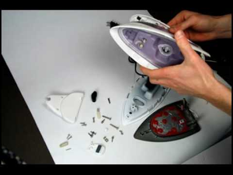 black and decker variable steam iron instructions