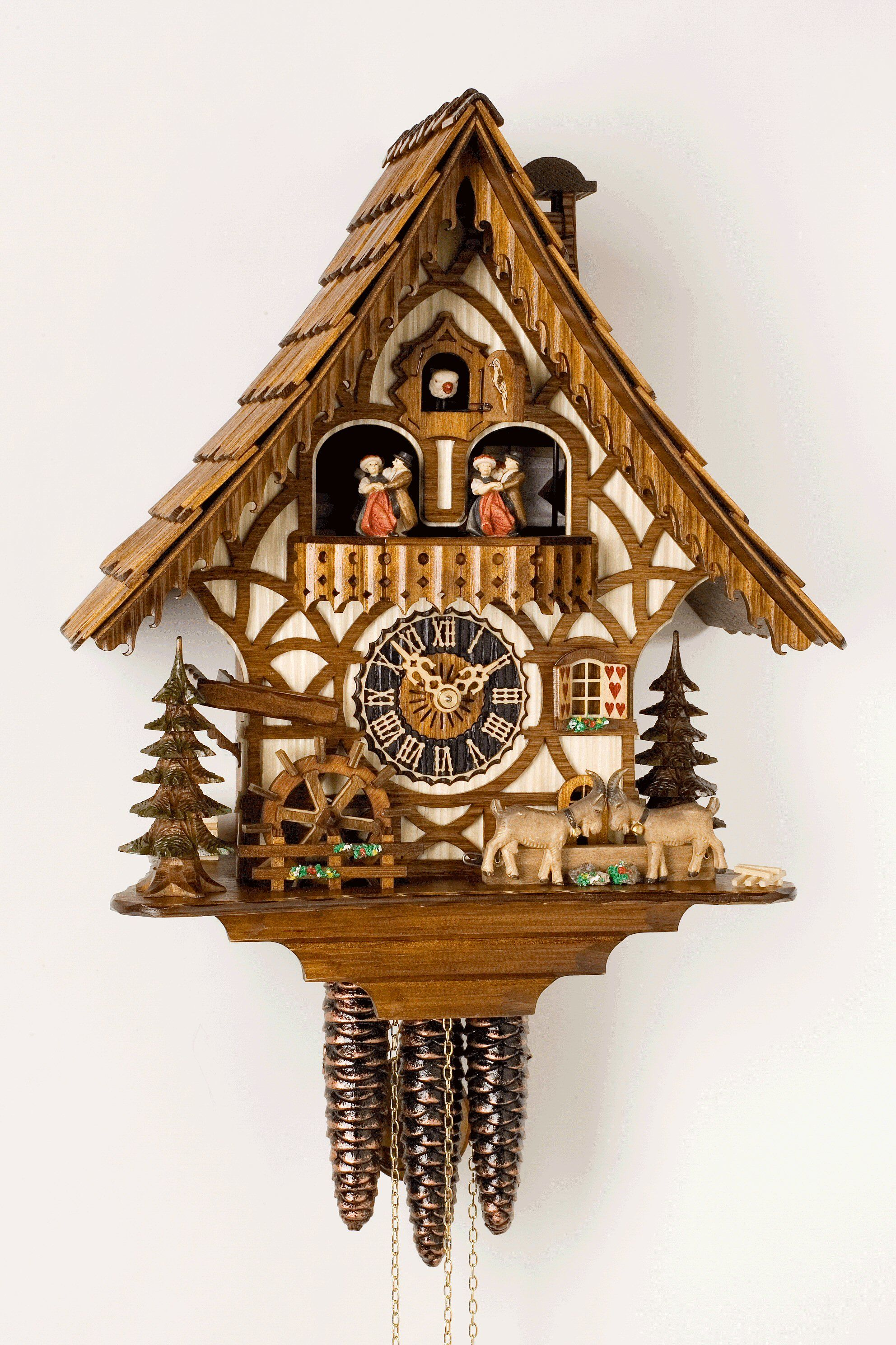 black forest coo coo clock instructions