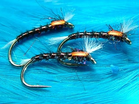 black gnat fly tying instructions