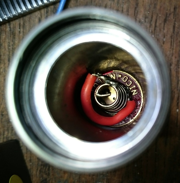 blf a6 spring bypass mod instructions