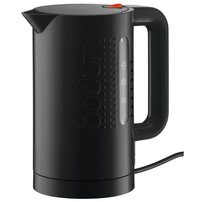 bodum water kettle instructions