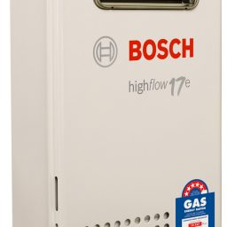 bosch highflow 17e instructions