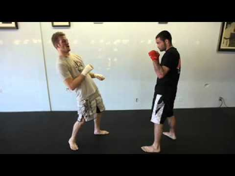 boxing instruction youtube video
