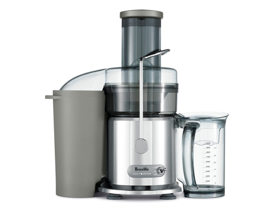 breville juice fountain max instructions