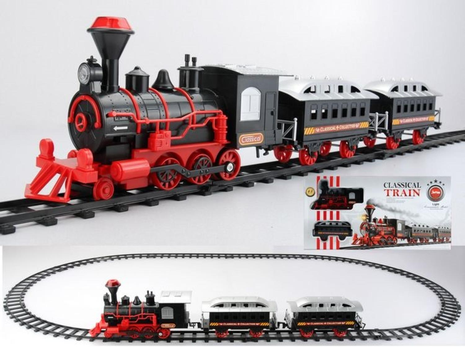 brio battery operated train instructions