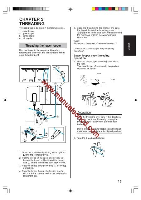 brother 380 sewing machine instruction book