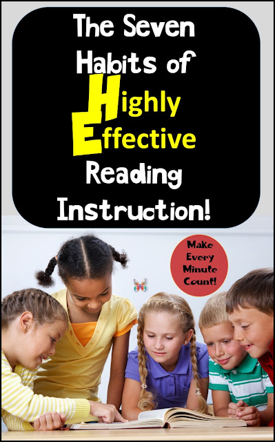 cese effective reading instruction