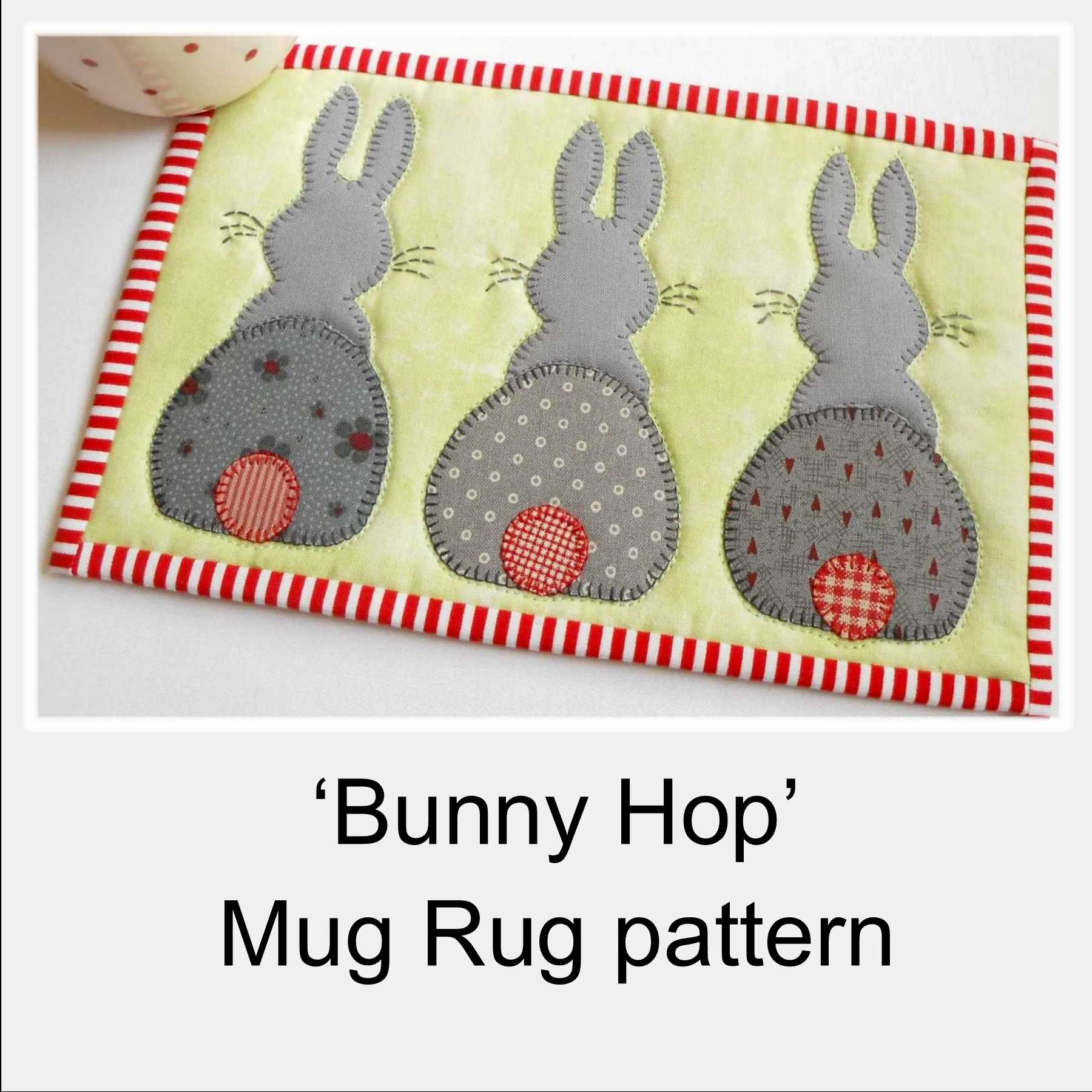 bunny hop instructions pe