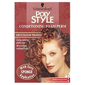 schwarzkopf poly style conditioning foam perm instructions
