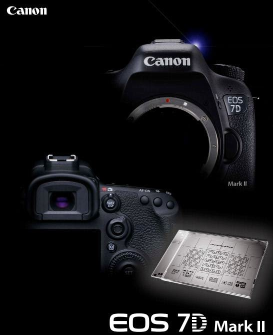 canon 7d mark 11 instruction manual