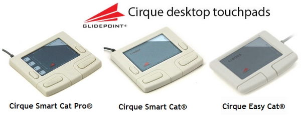 cirque smart cat pro touchpad instructions