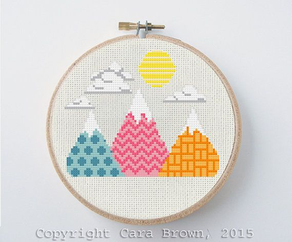 cloud cover stitch instructions
