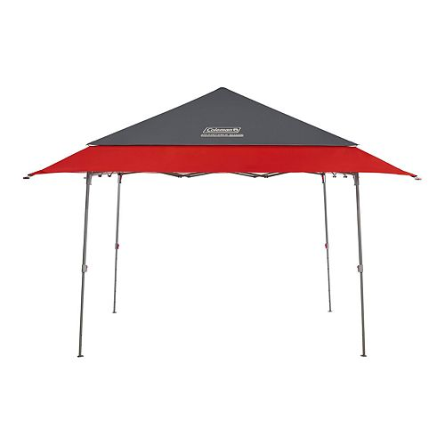 coleman shade tent instructions