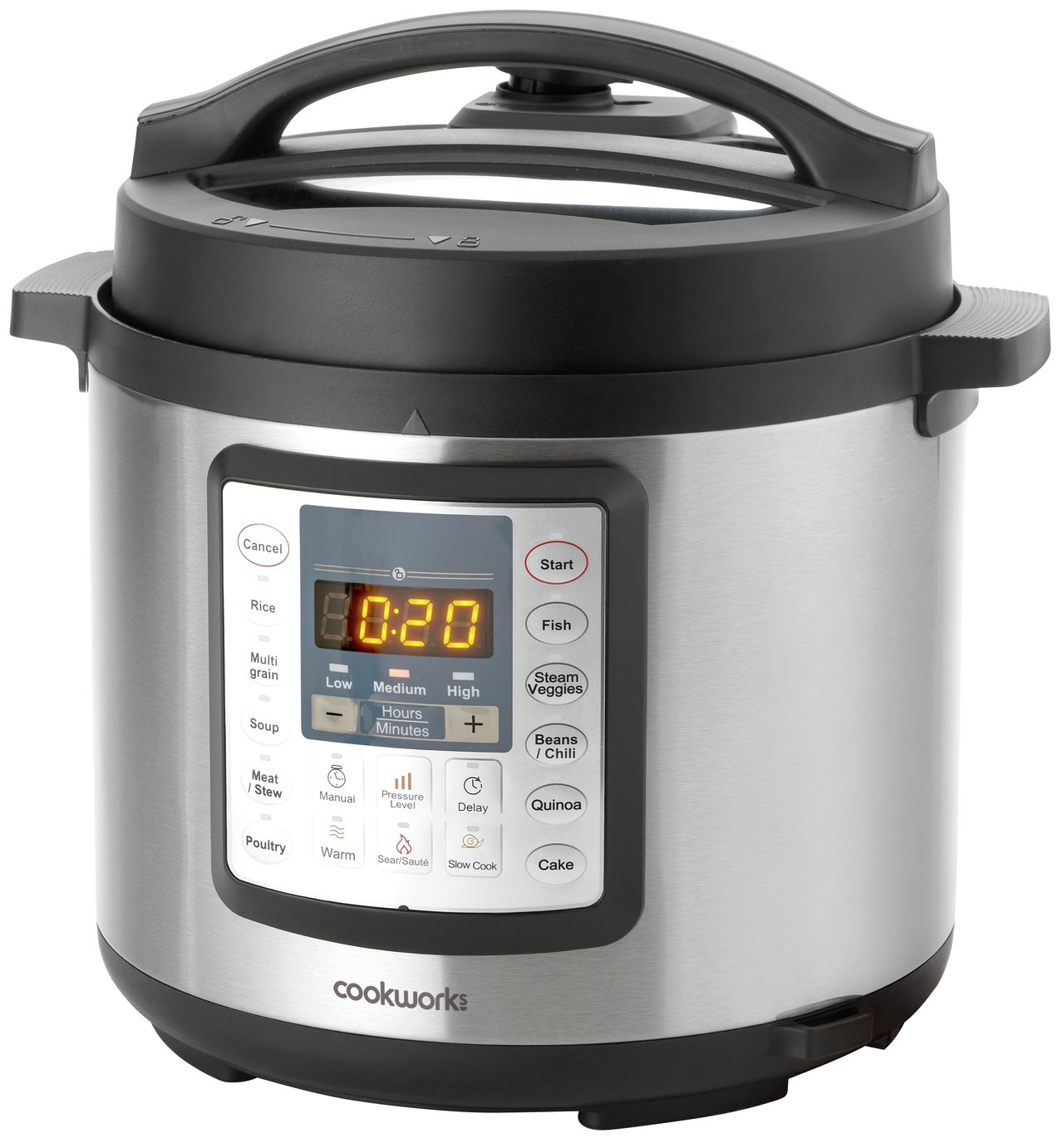 cookworks rc-8r 1.5l rice cooker instructions