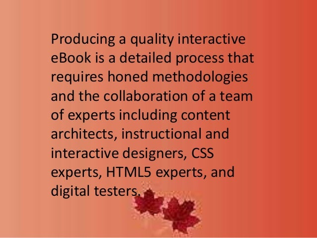 course in online instructional methodologies