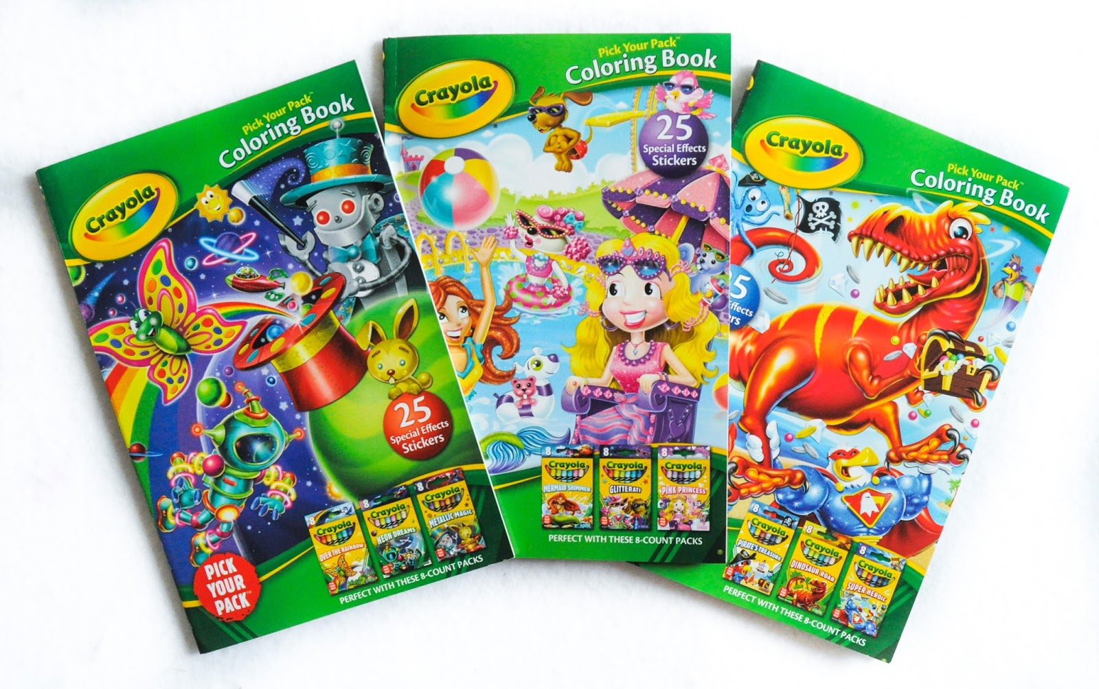 crayola doodle magic travel pack instructions