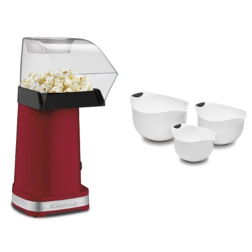 cuisinart popcorn bowl instructions