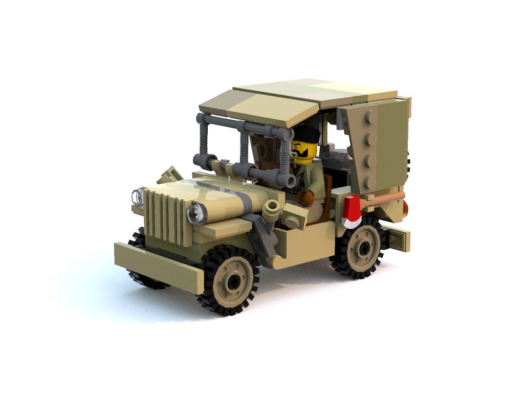 custom lego hot rod instructions