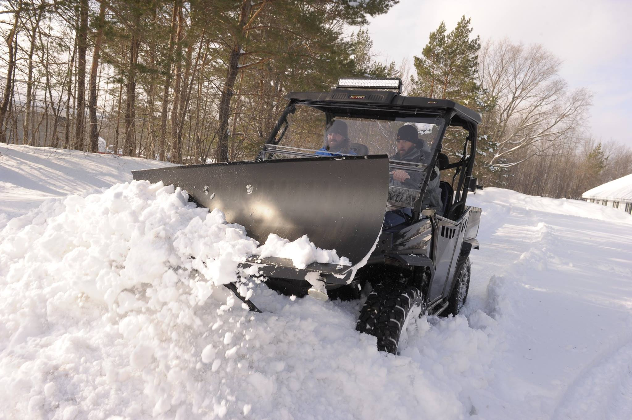 cycle country snow plow mounting instructions