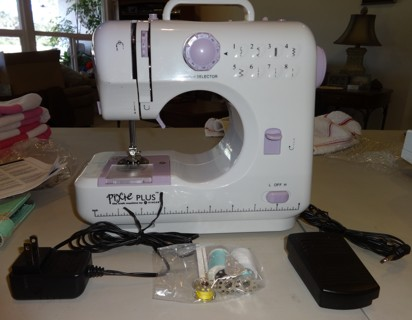 pixie plus sewing machine instructions