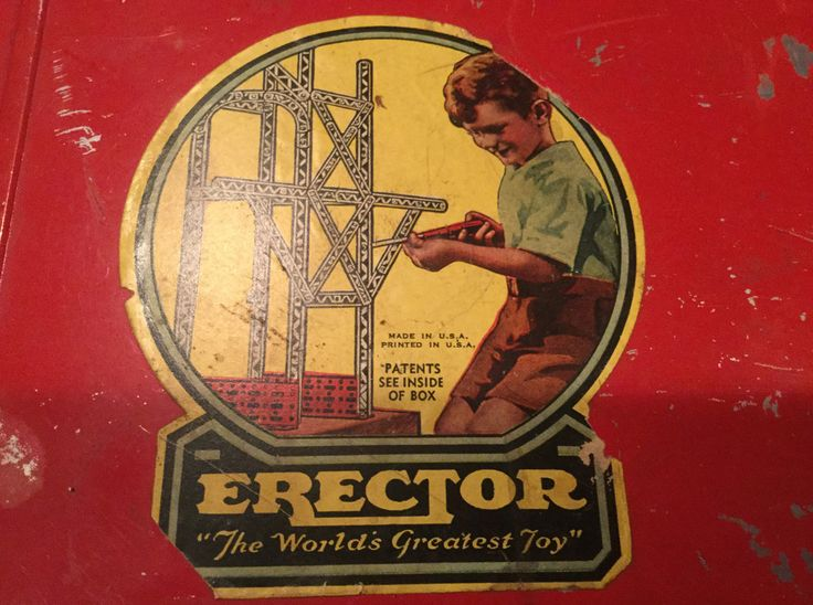 erector motorized ferris wheel instructions