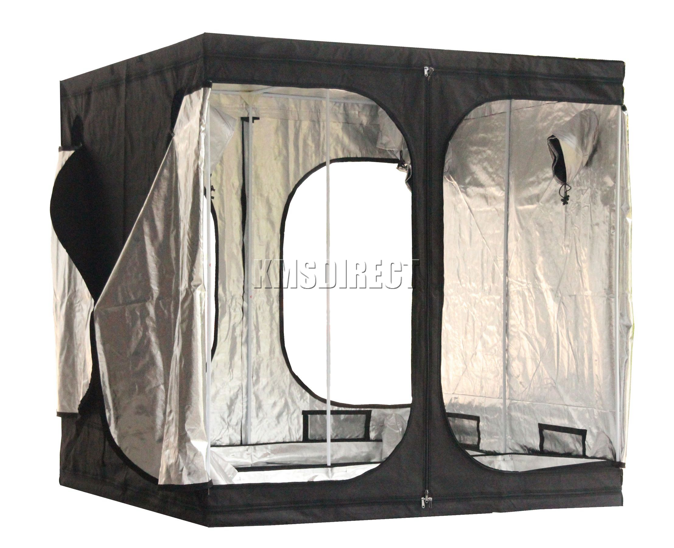 mylar grow tent instructions