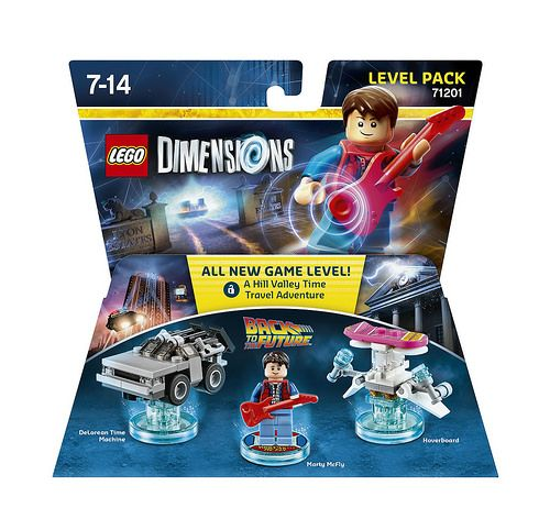 lego dimensions back to the future hoverboard instructions