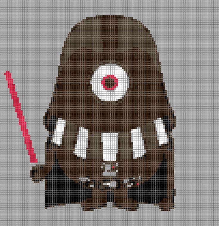 darth vader c2c instructions
