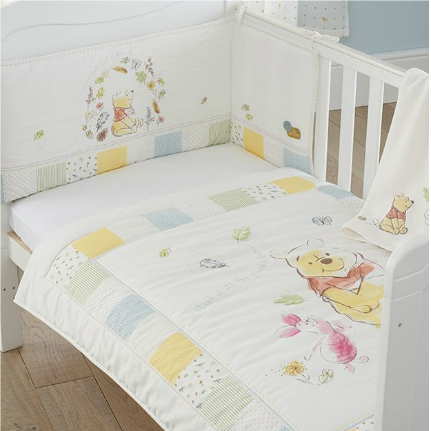 hauck disney baby travel cot instructions