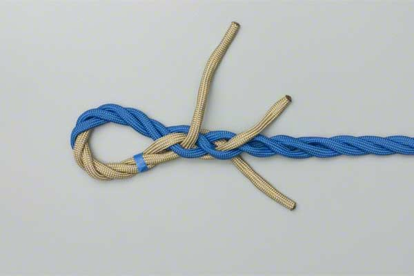 nylon rope splicing instructions