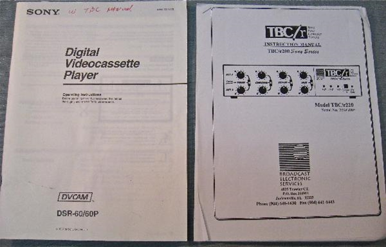 technical instruction manuals image