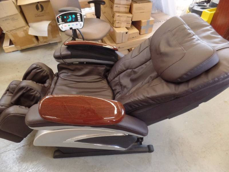 deluxe massage chair model rt-ho3b instructions