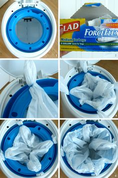 diaper genie refill instructions