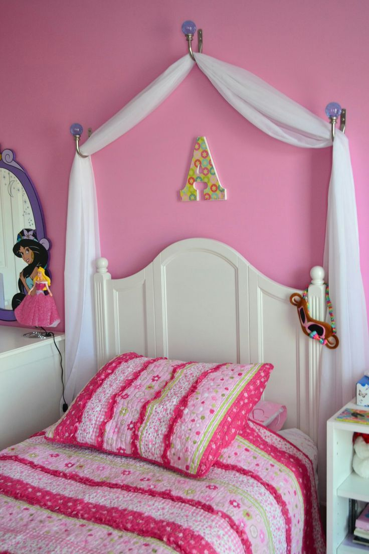disney princess twin bed canopy instructions
